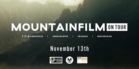 MOUNTAINFILM TOUR- PALM SPRINGS tickets