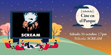 Cine en el Parque: Scream boletos