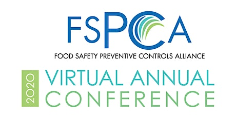 FSPCA 2020 Virtual Annual Conference tickets