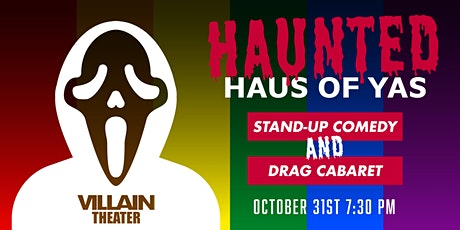 Stand-Up Comedy & Cabaret Show by the Haunted Haus of Yas tickets