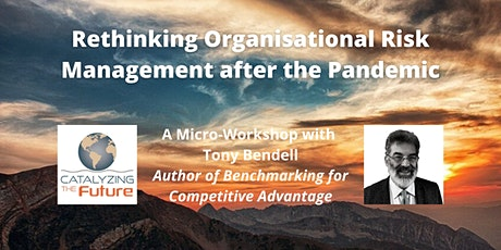 Rethinking Organisational Risk Management after the Pandemic tickets
