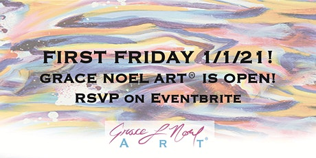 1/1/2021 First Friday: Grace Noel Art Maternity Fundraiser | Grace Noel Art tickets