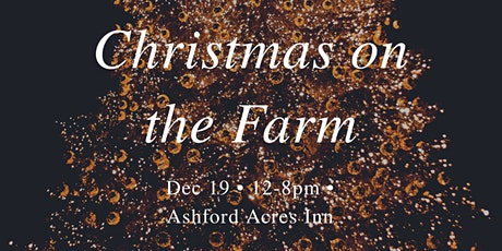 Christmas on the Farm tickets