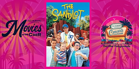 THE SANDLOT - SUBARU Presents Movies In Your Car DEL MAR tickets