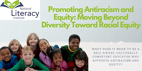 Promoting Antiracism and Equity tickets
