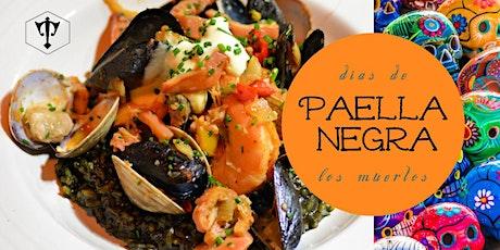 Día de Muertos Paella Negra Dinner tickets