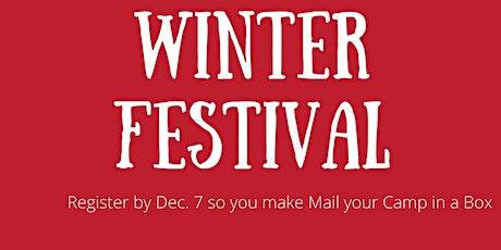 Virtual Winter Festival tickets