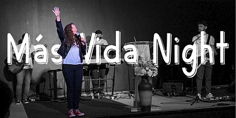 Más Vida Night - Friday 30 entradas