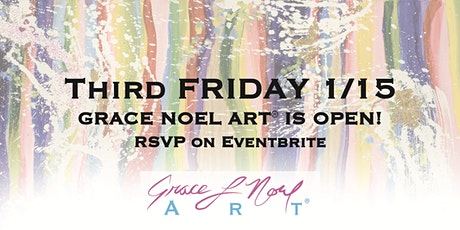 1/15 Third Friday: Grace Noel Art Maternity Fundraiser | Grace Noel Art tickets