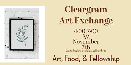 Cleargram Art Exchange 2020 tickets