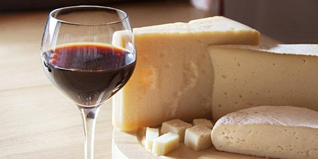 Cheese + Wine Pairing  and Tasting tickets