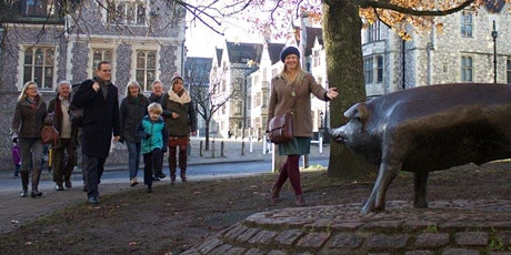 City Highlights  Walking Tour of Winchester (available September 2021) tickets
