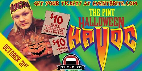 Halloween at The Pint Downtown tickets