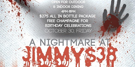 Sunset Fridays at Jimmy's 38 NYC tickets