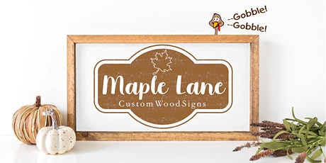 Maple Lanes Sip & Paint Nite: FEAST your eyes on this! tickets
