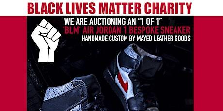 Black Lives Matter (BLM) Charity tickets