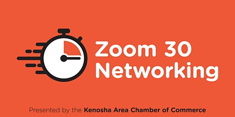 Zoom 30 Networking tickets