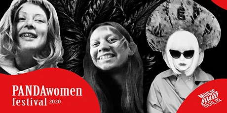 Dinara Rasuleva | Allapopp | Fidan Aghayeva | Katya Kóv | PANDAwomen Tickets