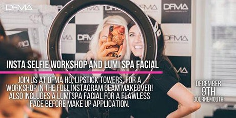 INSTA SELFIE AND LUMI SPA FACIAL tickets