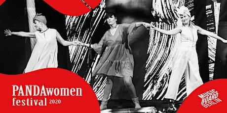 ONLINE: KRIWI (Minsk/Berlin) | PANDAwomen Tickets