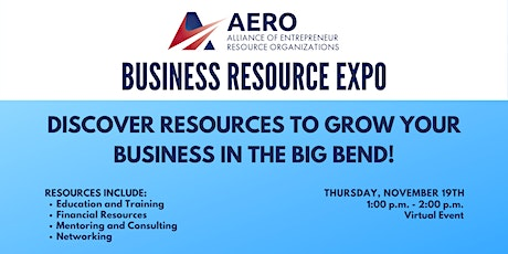 North Florida AERO Business Resource Expo tickets