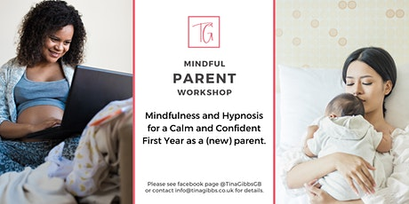 Mindful Mamma First Year - Prepare for Motherhood during pregnancy tickets