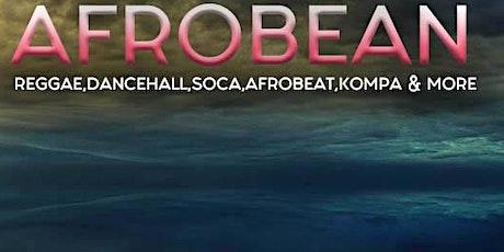 AFROBEAN - An Uptown Caribbean Vibe tickets