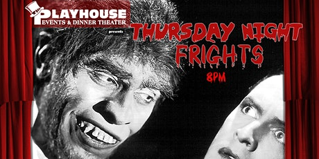 COMEDY NIGHT - featuring Thursday Night Frights through Heckler Vision tickets