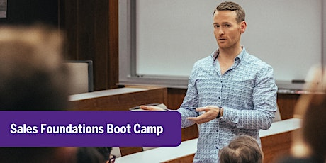 Sales Foundation Boot Camp tickets