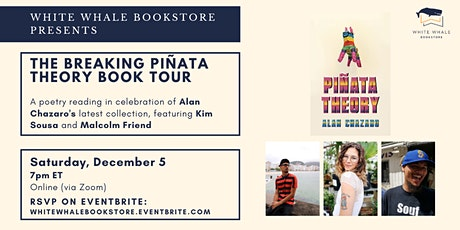 Breaking Piñata Theory Book Tour: Alan Chazaro, Kim Sousa, Malcolm Friend tickets