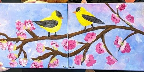 Bring Your Kid to Art Day - Acrylic Painting tickets