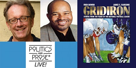P&P Live! Fred Bowen and James Ransome | GRIDIRON tickets
