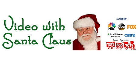 Video with Santa Claus - Toys for Tots Fundraiser ingressos