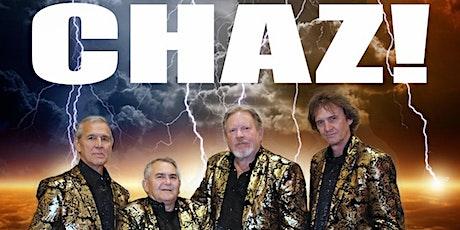 CHAZ tickets