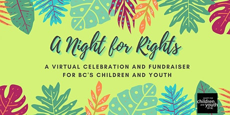 A Night for Rights 2020 tickets