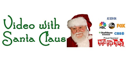 Video with Santa Claus!  Select a time to talk live with Santa ingressos