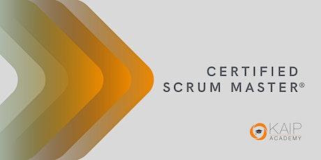 Certified ScrumMaster® (CSM) Training - Virtual - Dec. 28 & 29, 2020 tickets