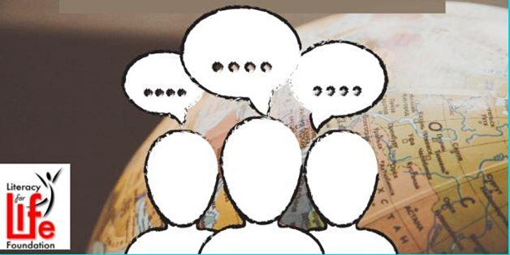 """Spring 2021""""What in the World?"""" English Conversation Class-Online image"""