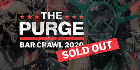 The Purge 2020 Bar Crawl tickets
