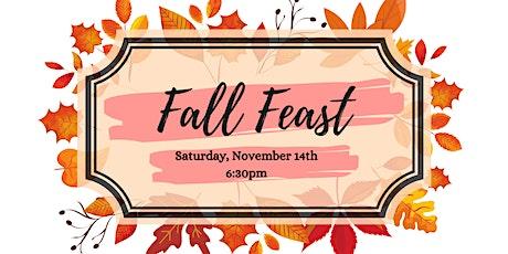 Socially Distanced Fall Feast tickets