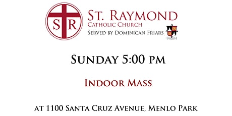 St. Raymond Outdoor Mass - Sunday 3:30 pm tickets
