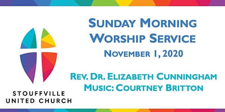 SUNDAY MORNING WORSHIP Service - November 1, 2020 tickets