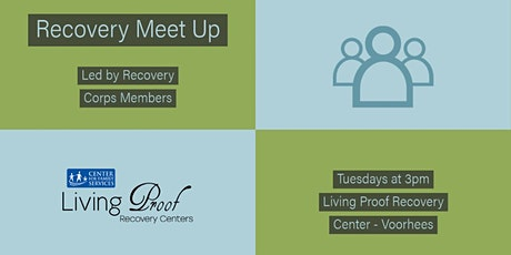 All Recovery Meet Up tickets