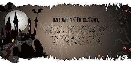 Halloween Spooky Walkthrough 2 tickets