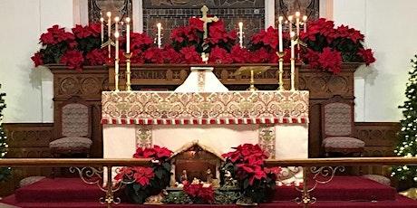 Sunday Communion Services Nov-Dec tickets