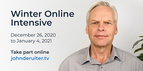 Winter Online Intensive with John de Ruiter tickets