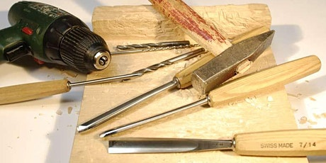 Intro To Woodcarving with Powertools tickets