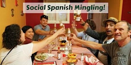 KDF 's Socials: El futuro del idioma español tickets