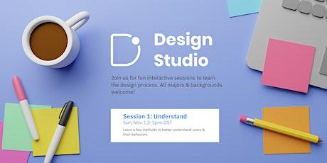 DI Design Studio - Session 1: Understand tickets