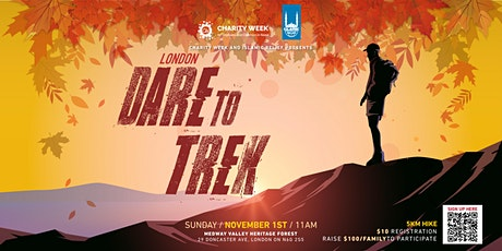 Dare to Trek London tickets